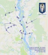 Где в Киеве можно будет ездить со скоростью 80 км/ч