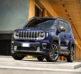 Jeep Renegade: модернизация младшей модели