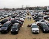 В Украину ввезли больше б/у авто, чем новых