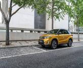 Обновленный Suzuki Vitara рассекречен