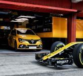 Renault Megane RenaultSport Trophy: прибавка в мощности
