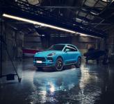 Porsche Macan: модернизация