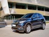 Honda HR-V: модернизация