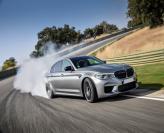 BMW M5 Competition: прибавка в мощности