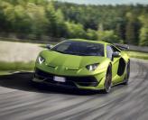 Lamborghini Aventador SVJ: самый быстрый и экстремальный
