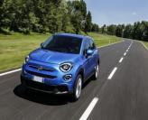 Fiat 500X: модернизация