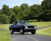 Chevrolet Camaro: культовый «американец»
