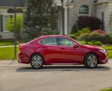 Acura TLX, Lexus ES и Volvo S90: разнообразный бизнес-класс