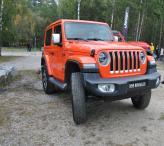 В Украину приехал новый Jeep Wrangler