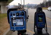 Полиция получила приборы контроля скорости