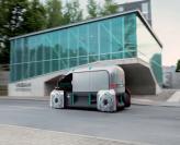 Renault EZ-Pro: средство доставки третьего тысячелетия