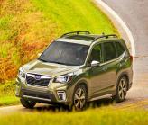 Subaru Forester: пятый дубль