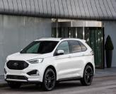 Ford Edge: новый дизайн и прибавка в мощности