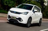 Mitsubishi представили бюджетный электромобиль