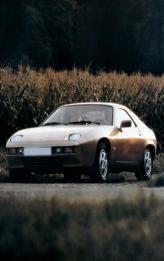 Porsche 928: нетипичное купе из Штутгарта