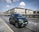 Fiat 500X: в ретро-стиле