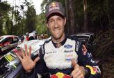 Себастьян Ожье стал шестикратным чемпионом мира по ралли