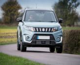 Suzuki Vitara: освежение