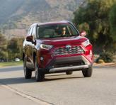 Toyota RAV-4: большие перемены
