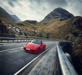 Porsche 718 Boxster T и Cayman T: чистокровные спортсмены