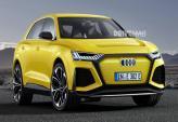 Audi представит компактный электрический вседорожник