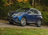 Nissan Murano: освежение