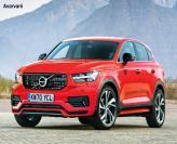 Новый Volvo V40 радикально изменится