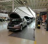 Автопроизводство в Украине выросло почти в четыре раза