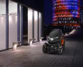 Seat Minimo: электромобиль для города