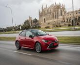 Toyota Corolla: возвращение хетчбэка