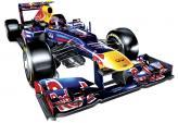 Болид Red Bull RB8