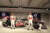 Болид McLaren MP4-27
