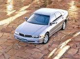 Mitsubishi Diamante 1990 года получил систему стабилизации TCL