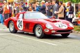 В 1964 году купе добыло для Ferrari третий чемпионский титул