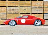 Среднемоторный Ferrari 250 LM создан на основе GTO