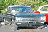 Oldsmobile Cutlass Jetfire  1962 года оснастили 3,5-литровым турбомотором