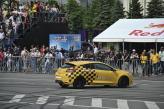 Каскадеры на Renault Megane RS