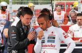 Льюис Хэмильтон готов покинуть McLaren?