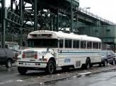 …автобусы…