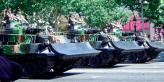 """…бульдозеры, или, скорее, """"городские танки""""…"""