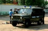 """Совсем недавно патрульные автомобили обзавелись самой главной надписью, собственно: """"Патрульна служба"""" зеленого цвета на белом фоне"""