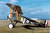 Во время Первой мировой войны Бентли использует свою инновацию с использованием алюминия и модернизирует авиадвигатели для самолетов Sopwith Camel