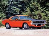 Plymouth AAR Cuda 1970 года