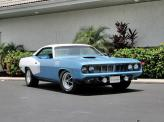 Plymouth Barracuda 1971 года