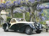В 1934 году свет увидела модель под номером 57, которая была не только шикарным спортивным автомобилем, но и превосходным спорткаром, сумевшим установить рекорд скорости для своего класса – 218 км/ч