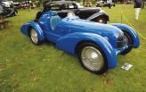 После войны Этторе Бугатти попытался продолжить строить автомобили, и даже смог представить прототип под номером 73, однако на этом все и закончилось – в 1947 году  человека, воспринимавшего автомобиль не как транспортное средство, а как настоящее произве