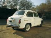 Компоновка ЗАЗ-965 практически полностью аналогична итальянцу