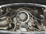 V-образный мотор достаточно компактный