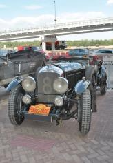 Bentley 4 1/2 Litre 1928 года