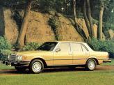 Первый дизельный S-Class – Mercedes-Benz 300 SD 1977 года